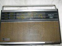 Fidelity rad 26radio