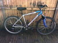 Mongoose SX Pro Mountain Bike Mens Aluminium Frame