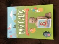 B&M BABY PHOTO CARDS - NEW AND UNOPENED