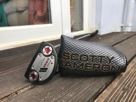 2 Scotty Cameron putters for sale