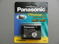 NEW PANASONIC P-P511 rechargeable Ni-Cd phone battery