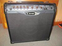 Line 6 Spider 11 30 Watt 12 ins Guitar Amp