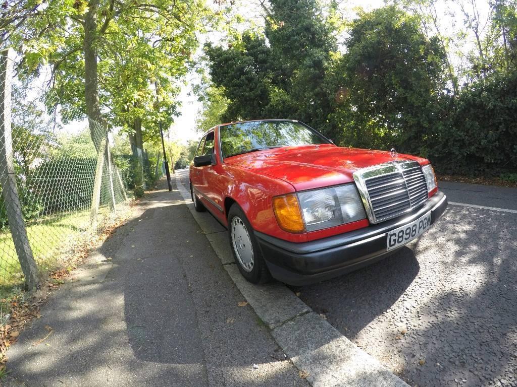 Mercedes W124 230E perfect condition