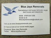 Blue Jays Removal Specialists
