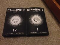 Death Note Black Edition I&IV