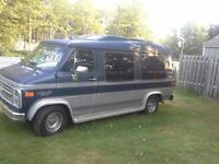 1989 GMC Vandura custom