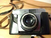 Vintage Camera Agfa Silette Model One