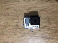 GoPro Hero 4 Silver Edition + Manfrotto Mini Pixi Tripod