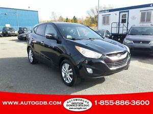 2011 Hyundai Tucson LIMITED AWD avec GPS et TOIT Traction in