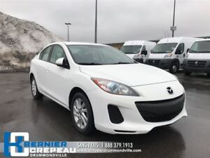 2013 Mazda MAZDA3 GS-SKY **SIEGES CHAUFFANT, BLUETOOTH, A/C**