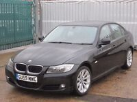 2009 (59 reg), BMW 3 Series 2.0 320d SE 4dr