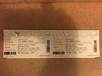 Human League tickets - seated x 2 York Barbican - Thursday 15th December