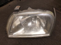 Mitsubishi L200 TD SingleCab 2WD N/S headlight passenger left hand side headlamp