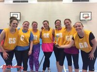 Netball players & teams wanted in Clapham South