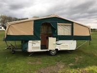 Trigano Randger 575 folding camper / trailer tent