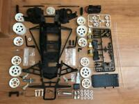 Tamiya Hornet Grasshopper RC Buggy Spare parts Job lot