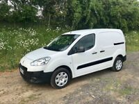 PEUGEOT PARTNER 1.6 HDI DIESEL 2014 64-REG FULL SERVICE HISTORY *1 OWNER FROM NEW* DRIVES EXCELLENT