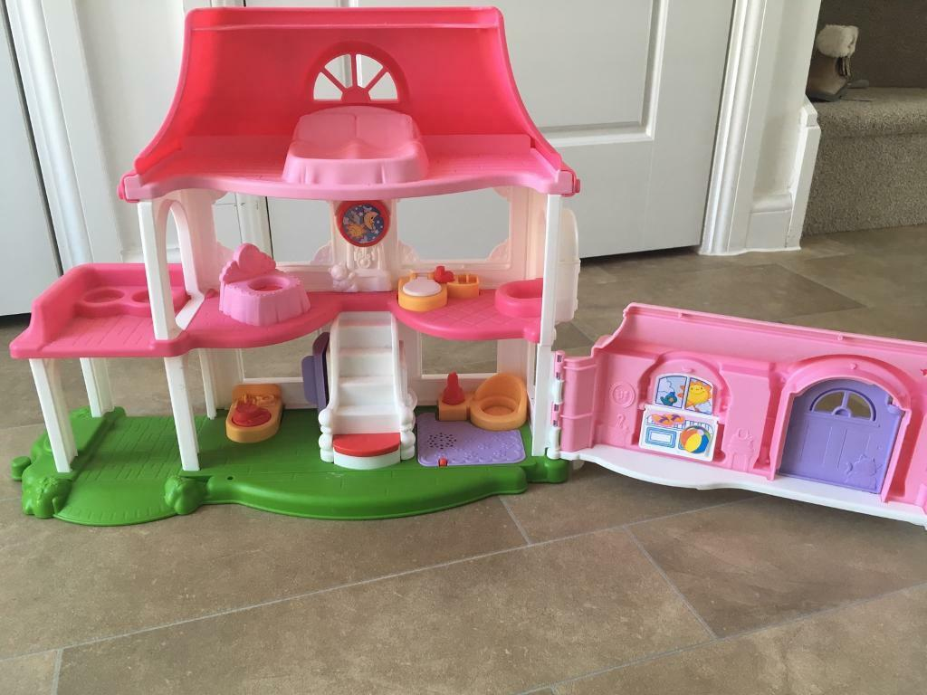 Little People Doll House In Hayling Island Hampshire Gumtree