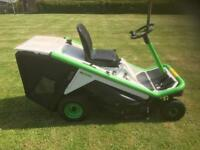ETESIA Kawasaki Pro Ride on Lawnmower Very Clean