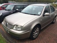 VW Bora 1.9 tdi highline, fully leather Interior, heated seats, alloys, in excellent condition