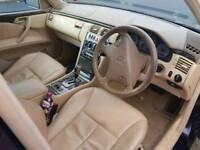 Mercedes e200 kompressor fully loadedld low mileage E class auto not BMW Audi
