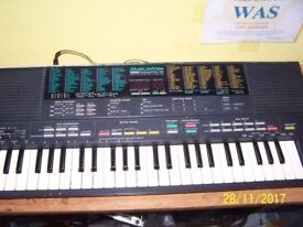 YAMAHA PSS 480 Electric keyboard Digital