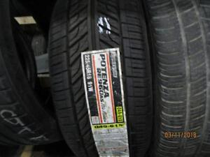 225/45R18  SINGLE ONLY NEW  BRIDGESTONE A/S TIRE