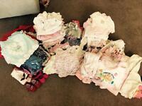 Huge Girls Clothes Bundle 130 Items 3-12 Months All Good Condition Next Etc