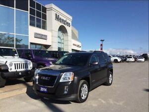 2014 GMC Terrain SLE, Bluetooth, Cam, Sirius, ONE OWNER