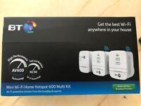 BT mini wifi home hotspot 600 multi kit