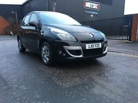 RENAULT GRAND SCENIC 2011 DCI 1 OWNER FROM NEW FULL SERVICE HISTORY 12MONTHS MOT