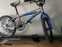 bmx ( this bike for £35.)its true