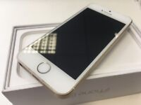 Apple iPhone se - 16GB - Gold Edition - Network O2 - ONLY £95 - Boxed