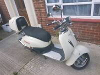 50cc Retro Direct Bike Scooter