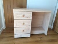 Beautiful bedroom dressing table/Drawers.. excellent condition, versitile piece of furniture