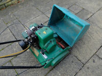 Suffolk Punch 35SK self-propelled petrol lawnmover (not working)