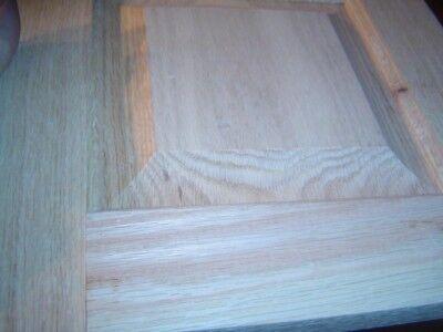 Cabinet Doors, Unfinished Raised Panel OAK or PAINT GRADE (Oak Raised Panel)