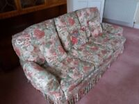 Three piece suite ex John Lewis
