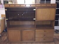 Sideboard with drinks cabinet - FREE