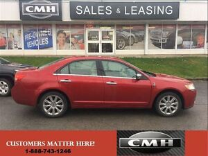 2010 Lincoln MKZ LEATH COOLED-SEATS *CERTIFIED*