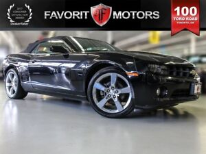 2011 Chevrolet Camaro 2LT RS PKG, Convertable