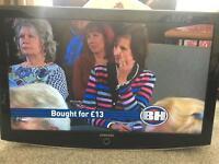 "40"" LCD samsung tv"