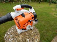Stihl BG86 C Leaf Blower, fully refurbished machine.