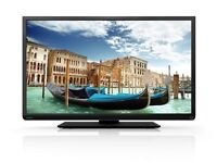 """TOSHIBA 40"""" TV 40L1333B IN EXCELLENT COND WORKING PERFECTLY WITH FREEVIEW AND 2 REMOTES"""