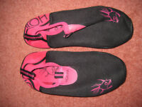 swim shoes size 4 (37) New without tags. Beach, kayaking, surfing