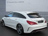 Mercedes-Benz CLA CLA 250 4MATIC AMG (white) 2016-10-31