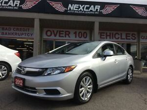 2012 Honda Civic EX 5 SPEED A/C SUNROOF ONLY 105K