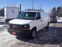 2008 GMC Savana Extended cargo van fully loaded and super clean