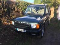 2002 landrover discovery 2 es