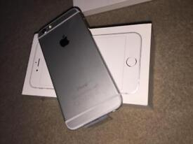 iPhone 6 16gb silver brand new condition